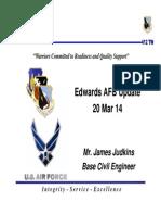 4- Judkins SAME Presentation 20 Mar 14 Edwards AFB