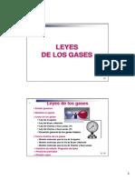 Leyes Gases PDF