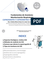 CERVERA Monitorizacion Capnometria Volumetrica Sesion SARTD CHGUV 29-10-13
