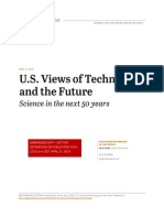 U.S. Views of Technology and the Future