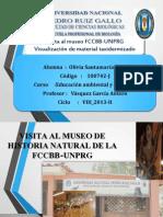 Visita Al Museo de Historia Natural de La
