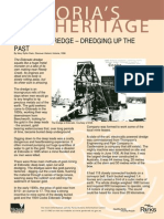 Heritage Story Eldorado Dredge