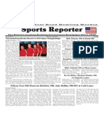 April 16 - 22, 2014 Sports Reporter