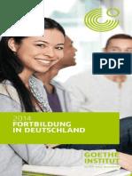 Fortbildung in Deutschland 2014