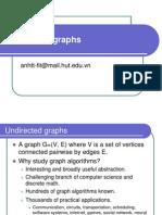 Đồ thị vô hướng -  Undirected Graph - Hust