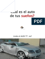 El Auto de Tus Suenos