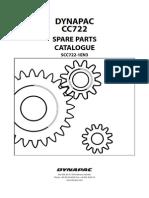International 7400 Parts Manual 2006