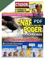 Periodico El Espectador de Huamachuco Abril 2014