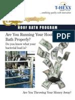Dragonhyde Hoof Health Program Brochure