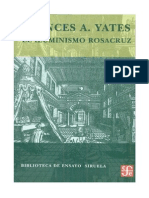 160543339 Yates Frances El Iluminismo Rosacruz