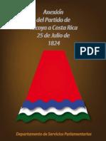 Anexión a Guanacaste