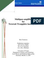 terrawatt laser
