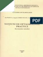 Oftalmologie Practica