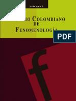 Anuario Colombiano de Fenomenologa Vol I