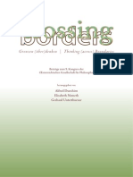 Crossing Borders - Grenzen Ber Denken - Thinking Across Boundaries