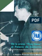 De La Arena Fray Nano Al Palacio de Gobierno