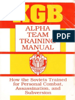 Dolmatov, I.a - KGB. Alpha Team Training Manual. Paladin Press, USA. 1993