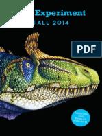 The Experiment Fall 2014 Catalog