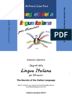 The Secrets of the Italian Language