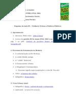EA02 - Violência Urbana e Políticas Públicas