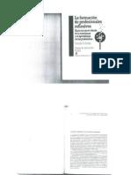 Schön, D. (1987) La formación de profesionales reflexivos