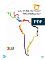 Las Independencias Iberoamericanas