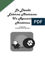 Deuda Externa de Mexico