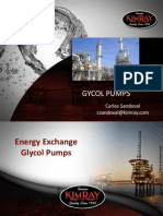 Kimray - Glycol Pumps