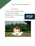 O perigo e as conseqüências da gravidez na adolescência