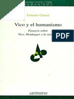 Ernesto Grassi - Vico y el humanismo.pdf