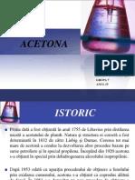 Acetona