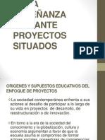 CONCEPCIÓN ACTUAL DE LA ESTRATEGIA DE PROYECTOS Y