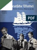Das Deutsche Mädel - 1938 - Juli