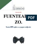 Fuentealbazo 2012
