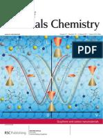 (1) Chemical Doping of Graphene c0jm02922j