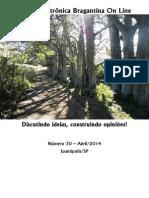 Revista Eletrônica Bragantina On Line - Abril/2014