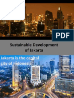 Sustainability City of Jakarta