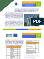 Telefonía Celular Comunitaria como herramienta de comunicación en Sistemas de Alerta Temprana (SAT) frente a Inundaciones.  Proyecto DIPECHO Río Grande