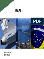 Saab in Brazil 110925