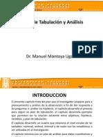 20. Plan de Tabulación y Análisis