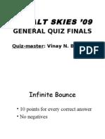 Final Round Bmc Quiz..