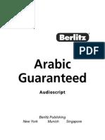 Ar Guaranteed Full Script