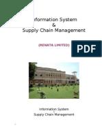 Supply Chain Management in Renata Limited