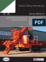 Dando Mintec 6 Mineral Exploration Rig Australia (www.dandodrillingaustralia.com)