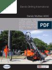 Multitec-9000 Multipurpose Drilling Rig Australia