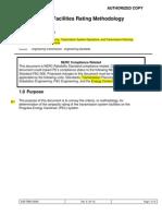 Facilities Ratings Methodology