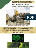 SEHI -CAPÍ TULO 1-3 SEGURIDAD EN PLANTAS INDUSTRIALES (2014-1)