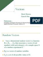 Goka Random Vectors