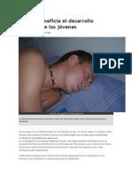 Dormir beneficia el desarrollo cerebral de los jóvenes.docx
