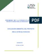 Psisierra Presentacion INF PRES MMA Huancayo